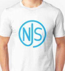 NJS stamp (blue print) T-Shirt