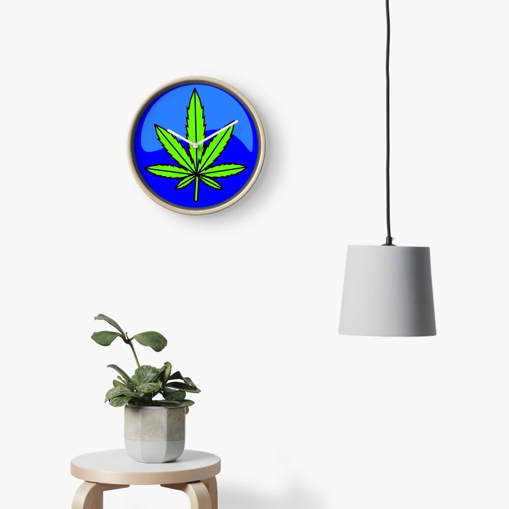 CANNABIS LEGALIZATION Clock