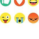 I Love Volleyball Graphic Tee Emoji Emoticon Shirt by DesIndie