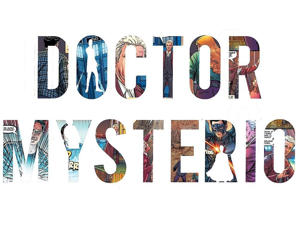 Doctor Mysterio by snozzberrypie