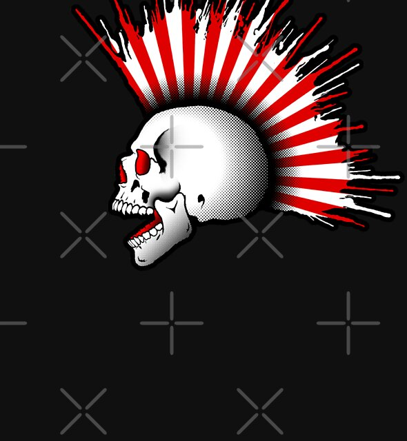Kamikaze Skull! by R-evolution GFX