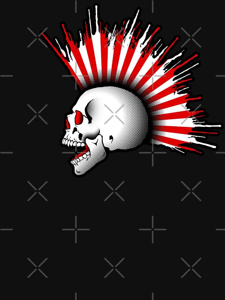 Kamikaze Skull! | Unisex T-Shirt