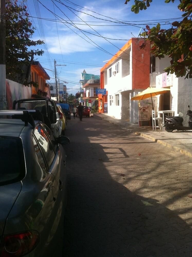 Isla Streets by aquariusrising