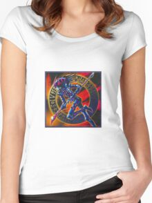 chaos ensues Women's Fitted Scoop T-Shirt