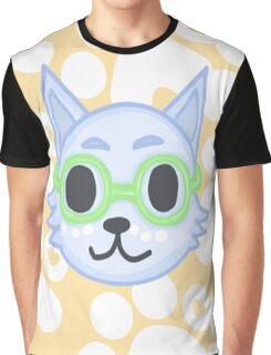 Fox nerd Graphic T-Shirt