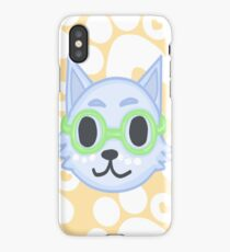 Geeky Foxy iPhone Case