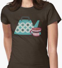 Mid-Century Modern Tea Time T-Shirt