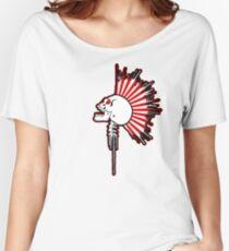 Kamikaze Mohawk! Women's Relaxed Fit T-Shirt