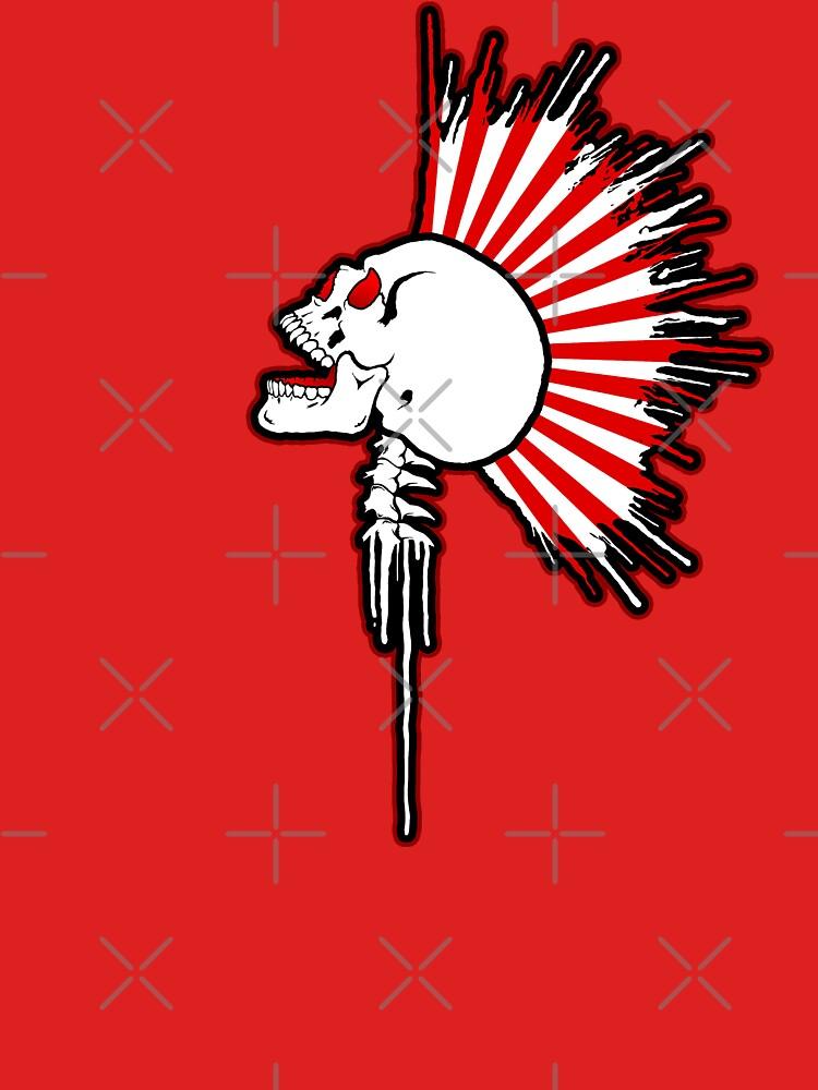 Kamikaze Mohawk! by RevolutionGFX