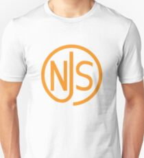 NJS stamp (orange print) T-Shirt