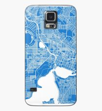 Perth (Blue) Case/Skin for Samsung Galaxy