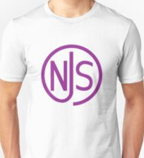 NJS stamp (purple print) T-Shirt