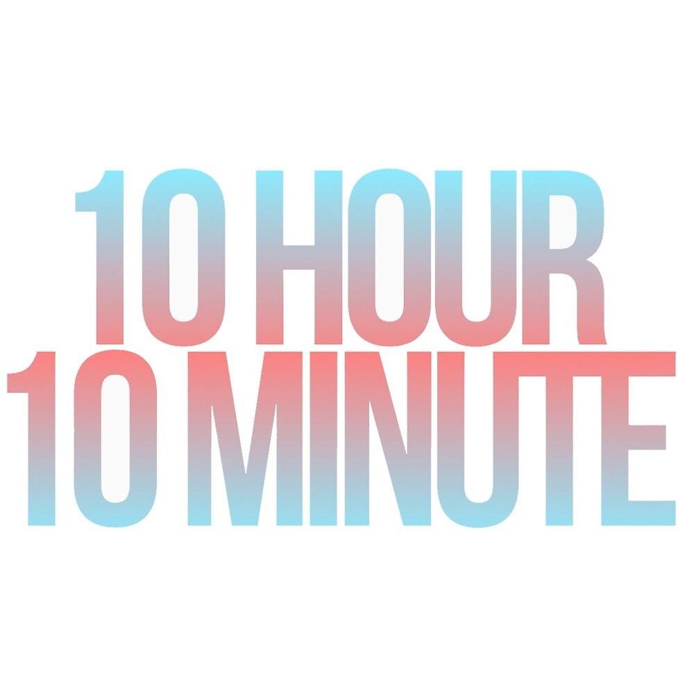 Seventeen Hoshi Ten Hour Ten Minute by Lilyniki