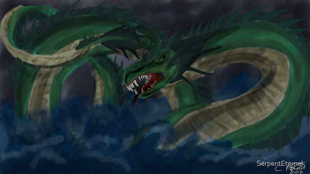 Serpent of Storms by SerpentEternal