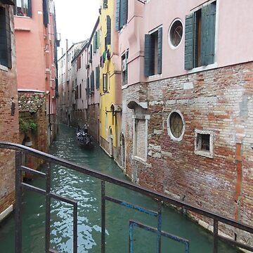 Venice for Mia by randomraccoons