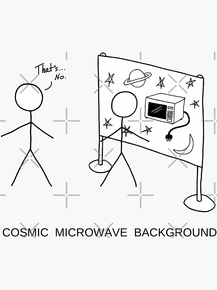 Cosmic Microwave Background by AdrienneBody