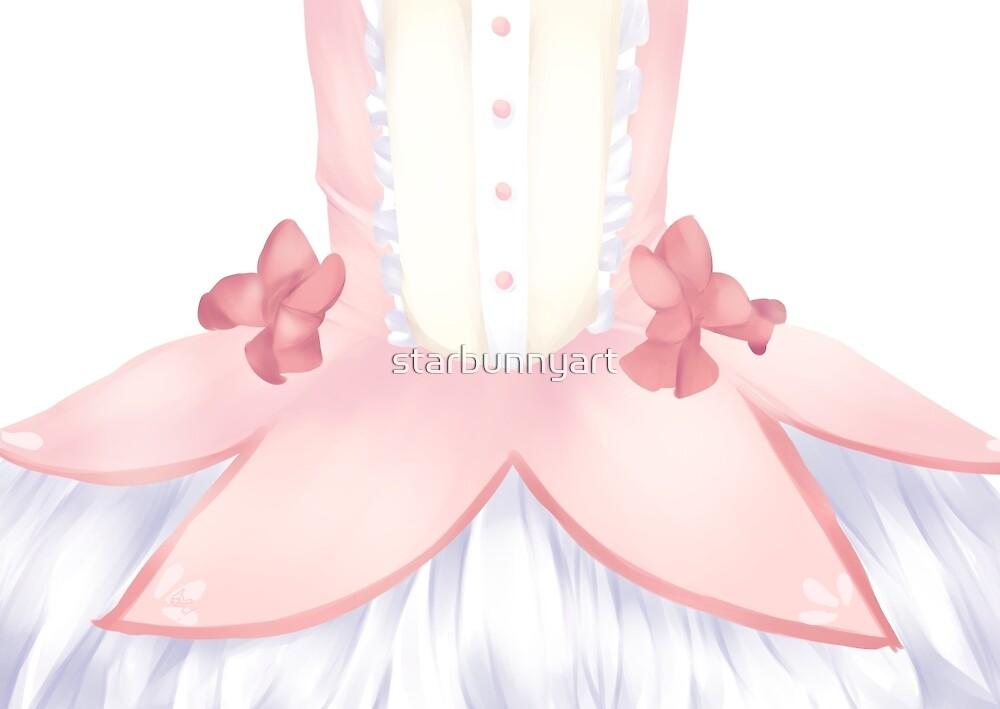 Madoka Dress by starbunnyart