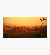 winder Photographic Print