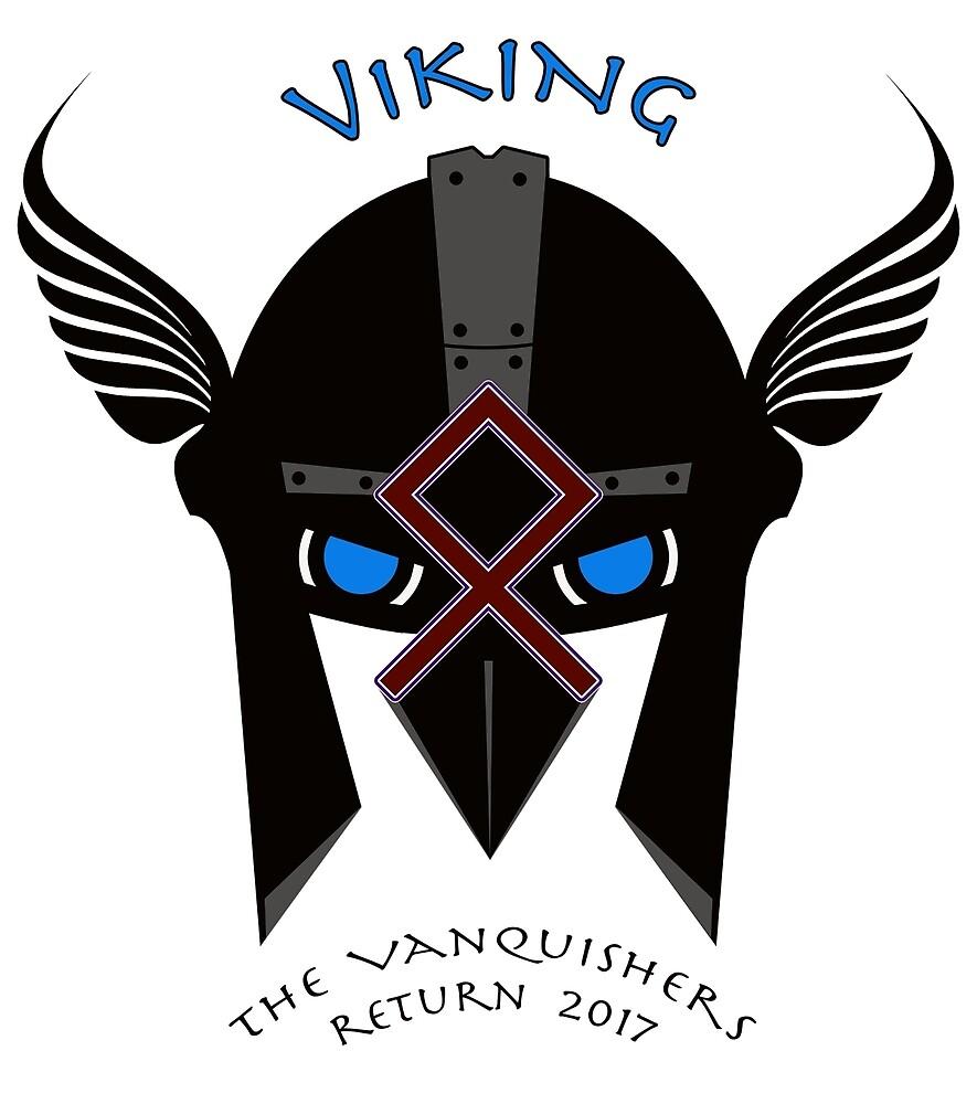 VIKING The Vanquishers return by Ed Rosek