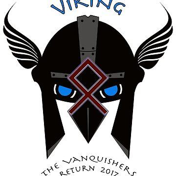 VIKING The Vanquishers return by EDROMAXIMUS