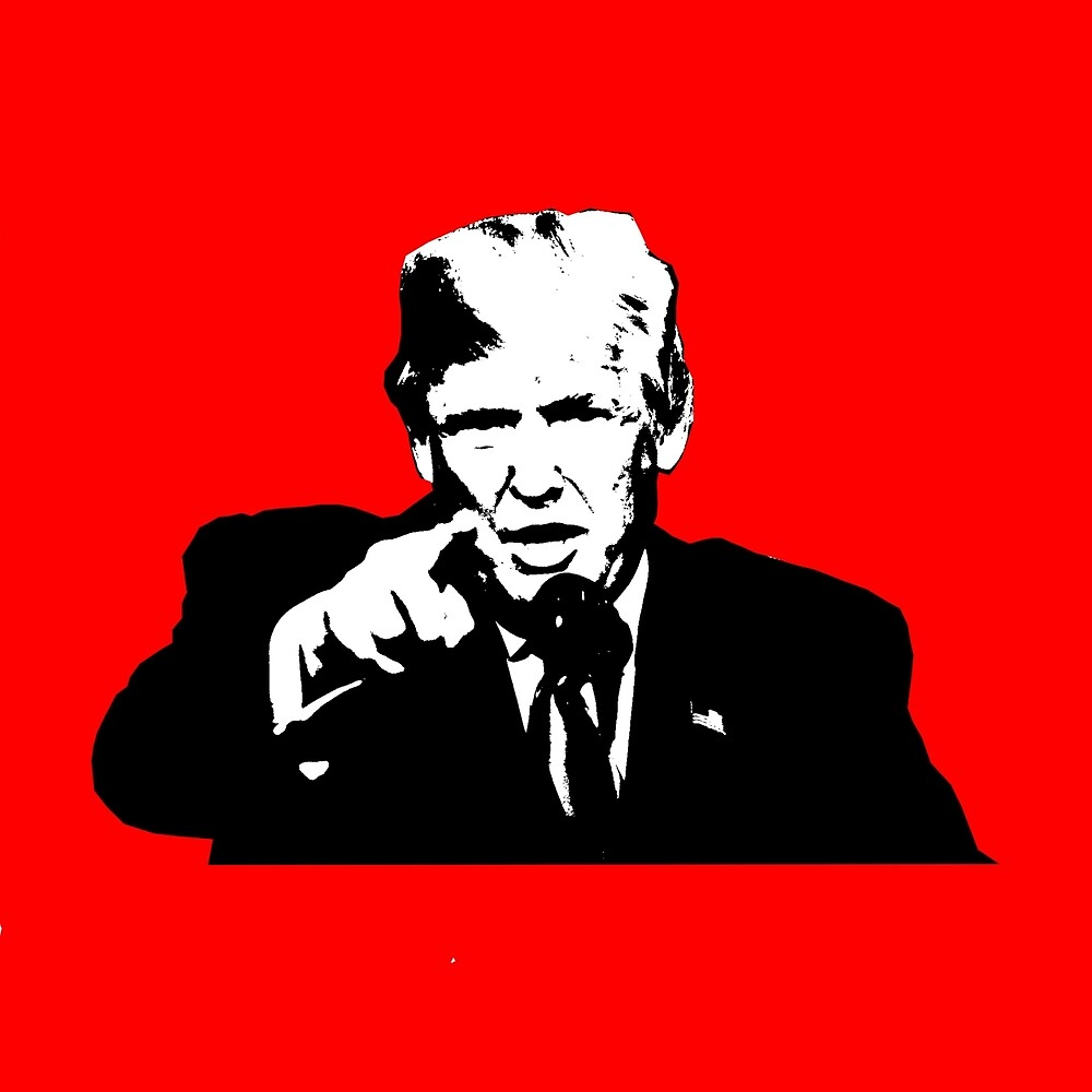 Trump Che  by overwithdrawn
