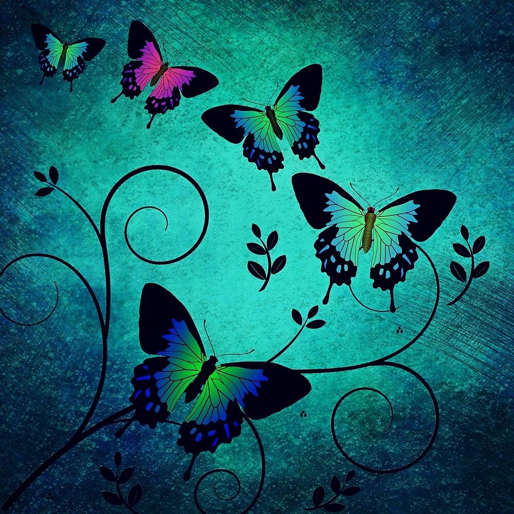 Butterflies by LeeS66