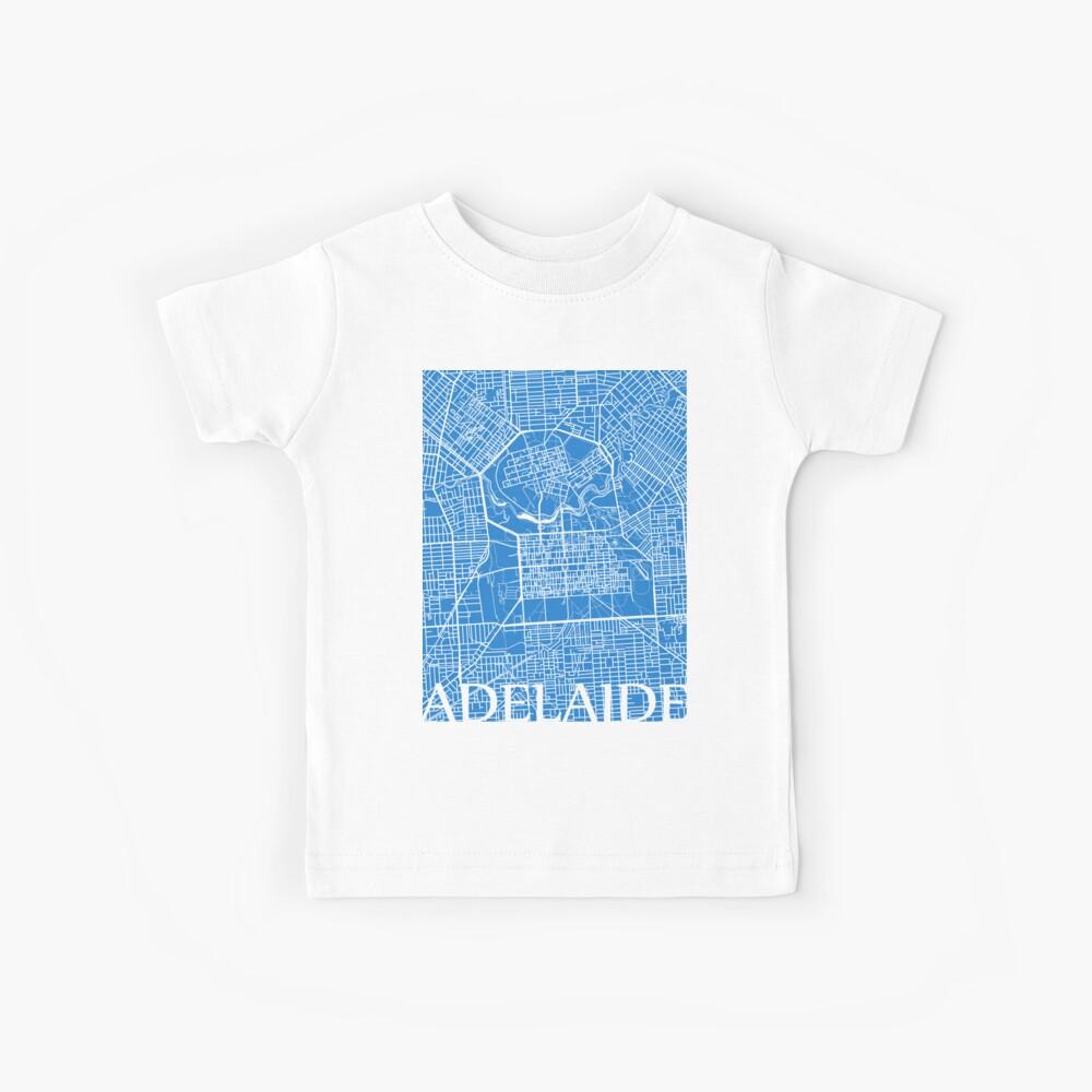 Adelaide (blau) Kinder T-Shirt