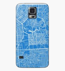 Adelaide (Blue) Case/Skin for Samsung Galaxy