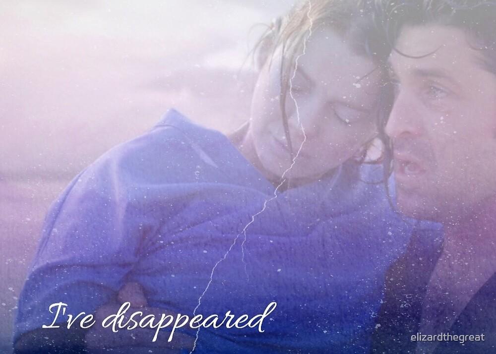 """I've Disappeared"" by elizardthegreat"
