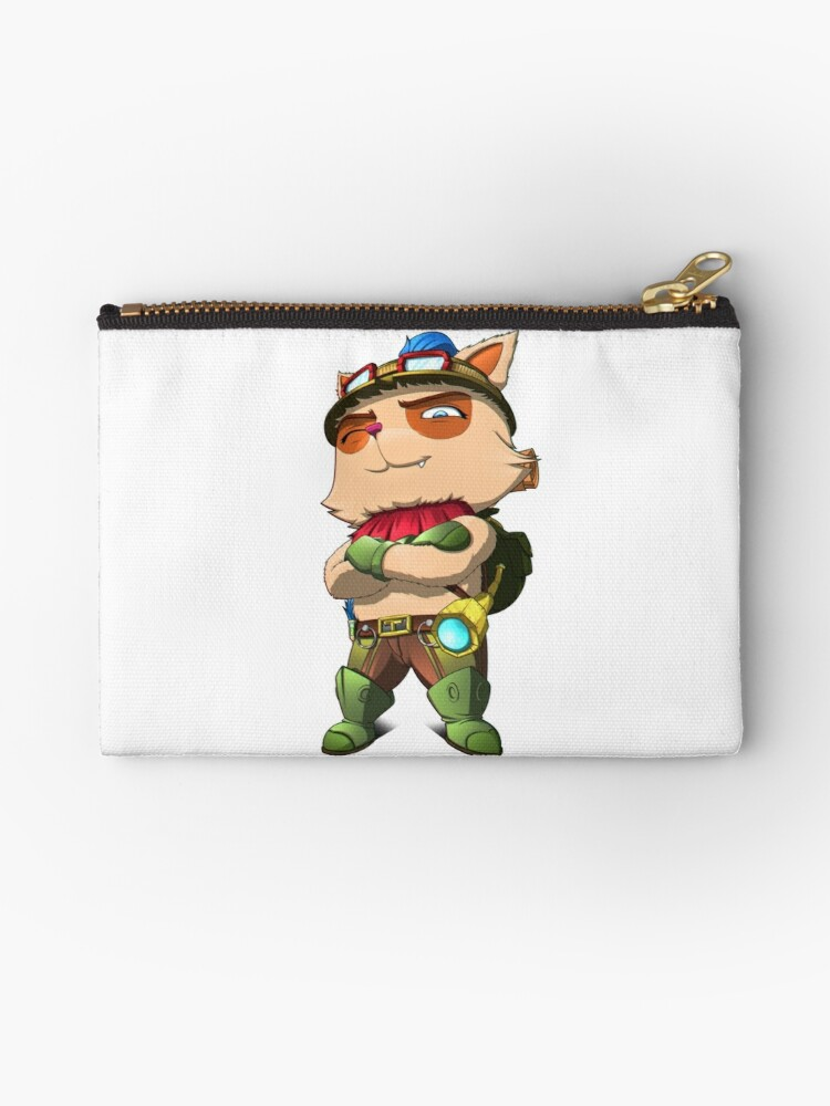 Teemo - Textless by Katanagraphix