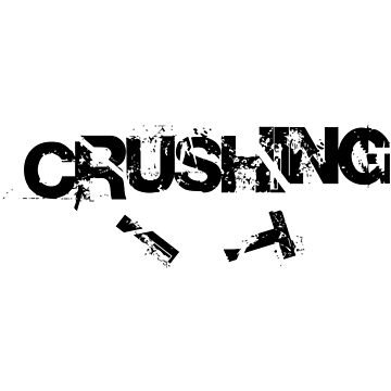 Crushing It by artwithmeaning