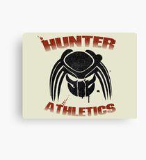 Hunter Athletics  Canvas Print