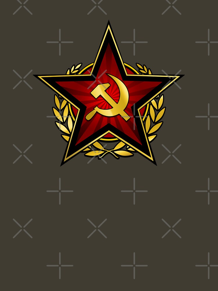 Russian Red Star | Unisex T-Shirt