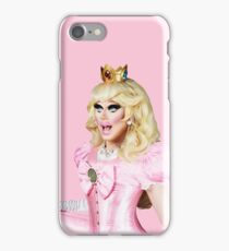 TRIXIE MATTEL - PRINCESS PEACH iPhone Case/Skin