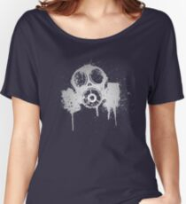 Gas mask  Women's Relaxed Fit T-Shirt