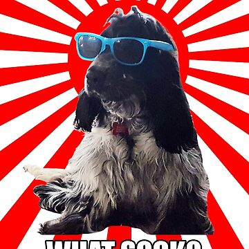 Punk Dog - What Sock? by khanzie