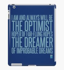 dr.eamer of improbable dr.eams iPad Case/Skin