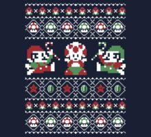 Super Christmas Bros   Unisex T-Shirt
