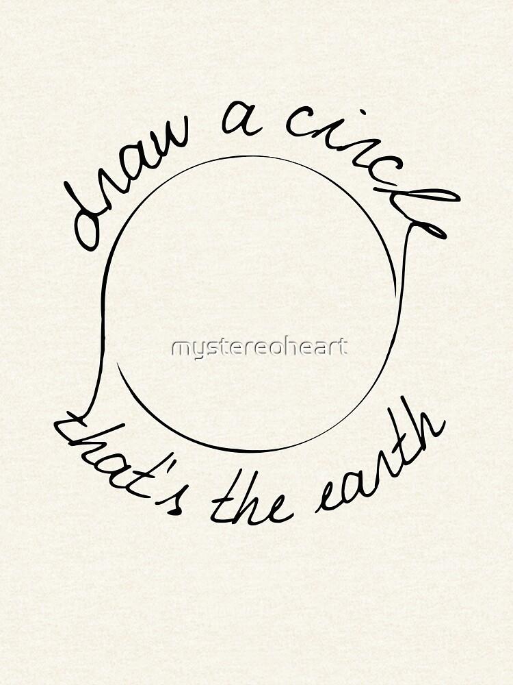 Zeichne einen Kreis von mystereoheart