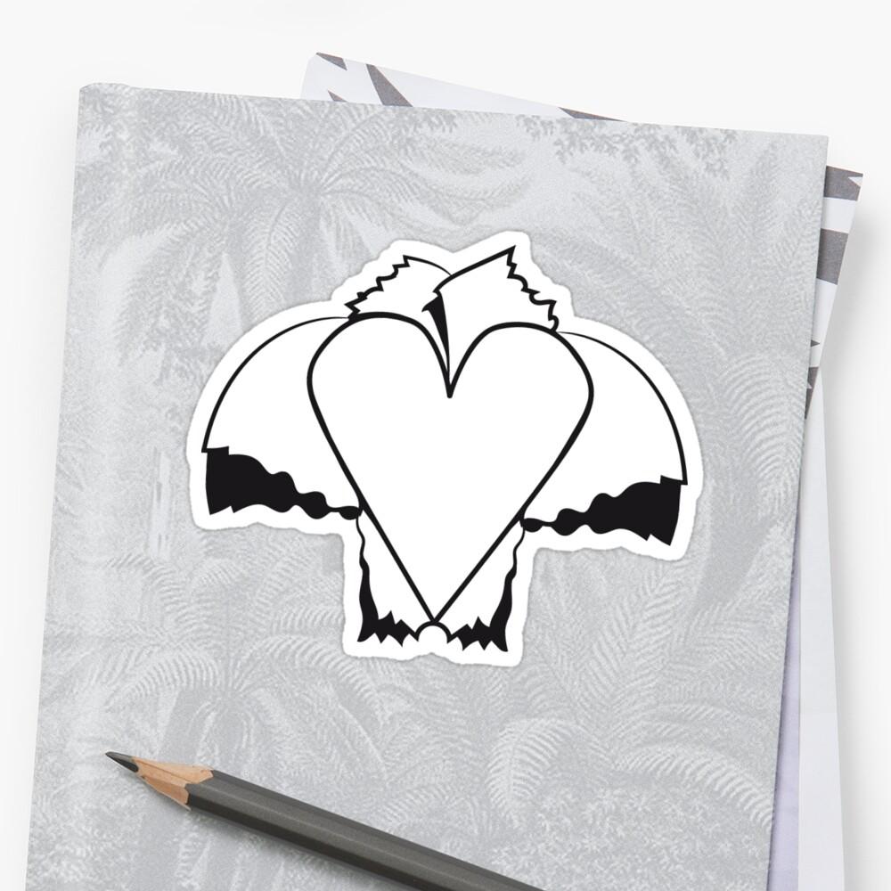 Hole heart love by Motiv-Lady