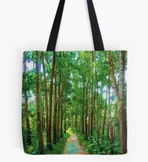 The Path to Peace Tote Bag