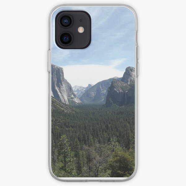 Yosemite iPhone Soft Case