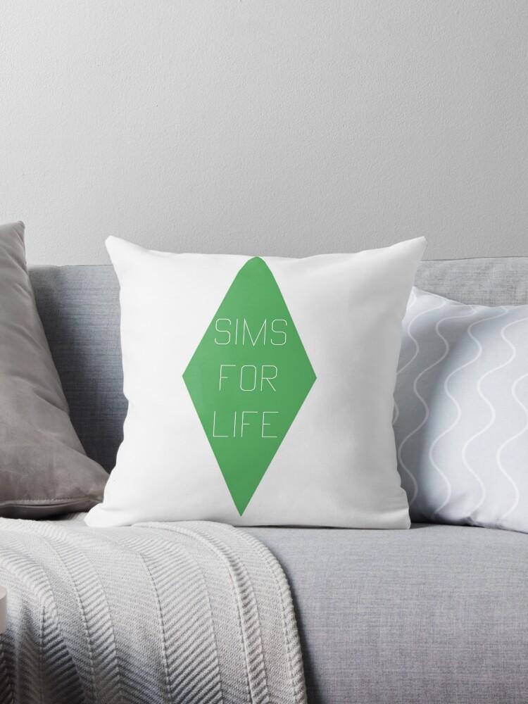 Throw Pillows Sims 4 :