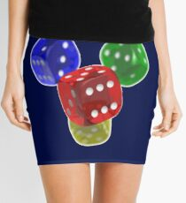 Dice  Mini Skirt