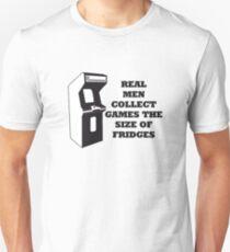 Arcade Collect Fridges Unisex T-Shirt