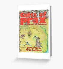 Cults of Prax - William Church cover Greeting Card
