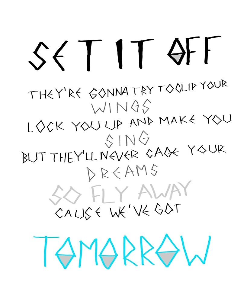 Set It Off - Tomorrow by Sakshik1234