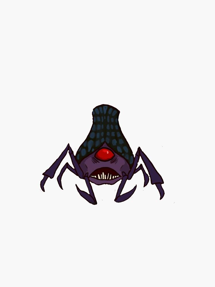 Don't Starve - Cave Spider by addertwist