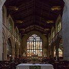 St. James church-Nave2   by jasminewang