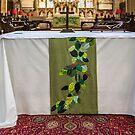 St. James church-Altar by jasminewang